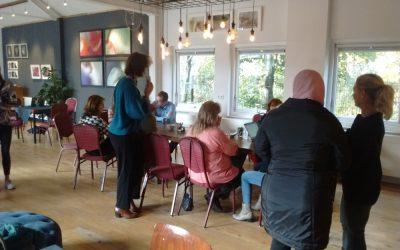 ZZP-café in de Meentwerf