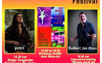 Muziek en Cabaret in de Meentwerf!